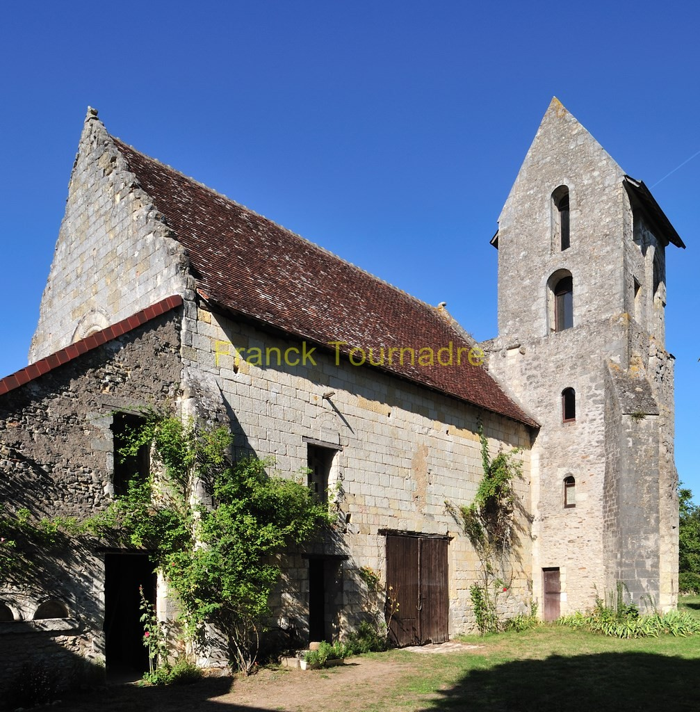 Eglise de Coulangé